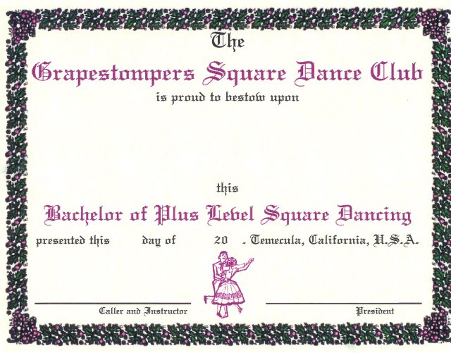 The Grape Stompers Square Dance Page Classes